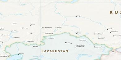 Local time Ekibastuz Kazakhstan