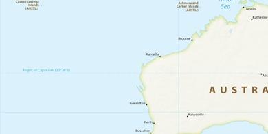 Local time Karratha Australia