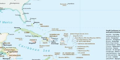 Local Time Guaynabo Puerto Rico - Guaynabo map