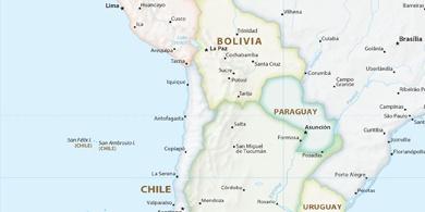 Local time Lambar Paraguay