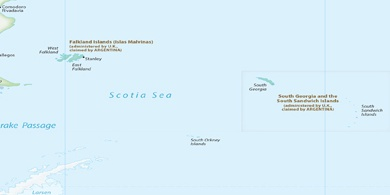 Local time Grytviken South Georgia and the South Sandwich Islands