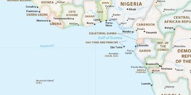 Local time Malabo Equatorial Guinea