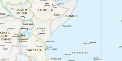 Local time Kisumu Kenya