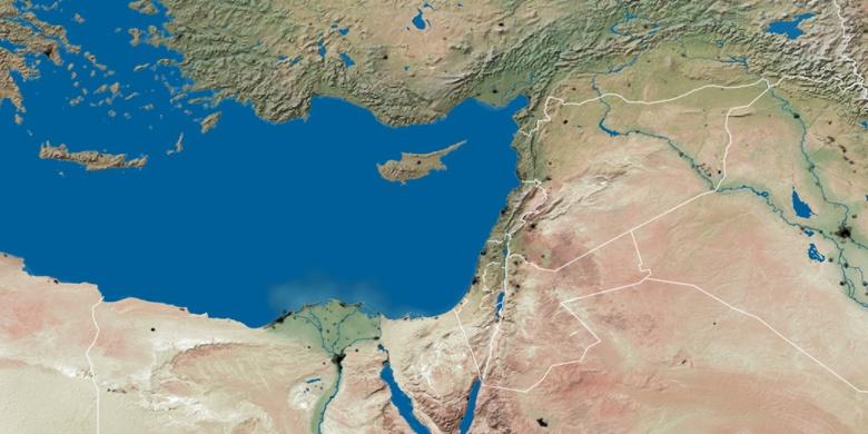 Wadi Al Seer on map