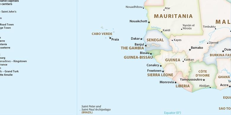 Bathurst on map