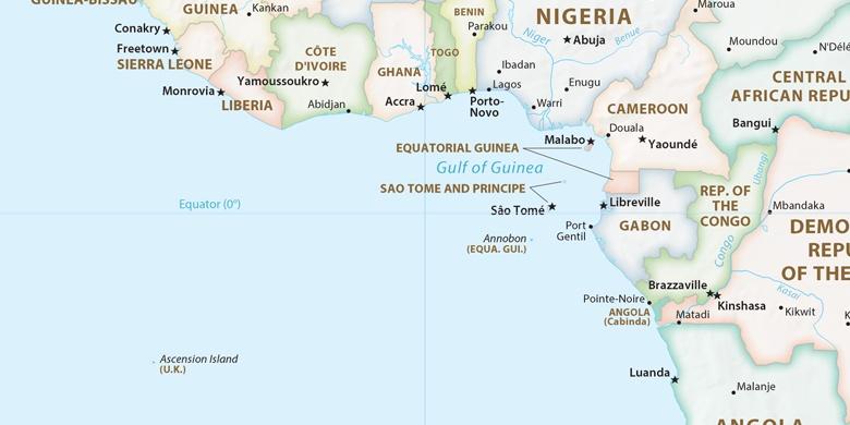 Mundemba on map