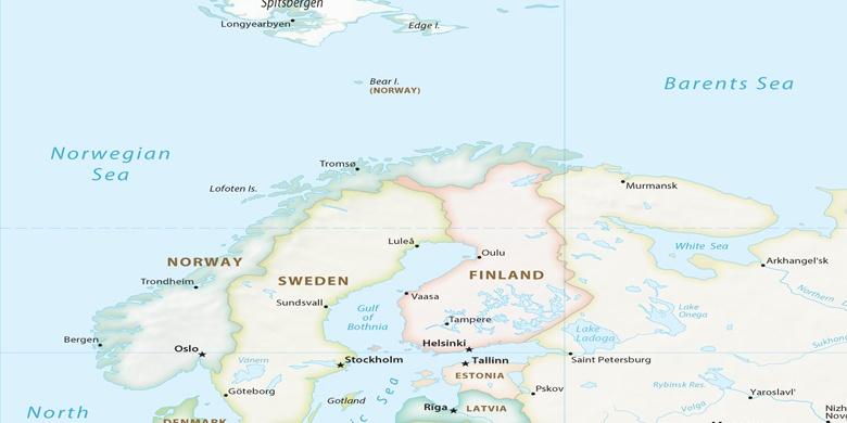 kart over umeå Sundsvall on map kart over umeå